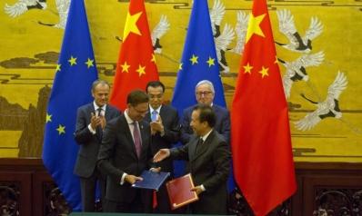 تحذير بقمة الصين-أوروبا.. حروب التجارة تقودنا لهذا المصير