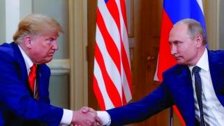 ترامب طلب من مستشار الأمن القومي دعوة بوتين إلى واشنطن