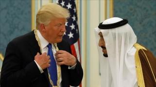 كلمة السر.. ترامب وسلمان وإيران وأوبك