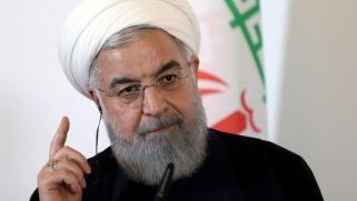 روحاني يستعيد خطاب صدام: حربنا مع أميركا ستكون أم المعارك