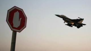 إسرائيل تقصف مجددا أهدافا عسكرية سورية