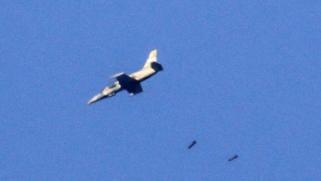 إسرائيل تستهدف طائرة سوخوي سورية
