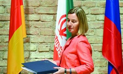 طهران والدول الخمس تحدّد 11 هدفاً وتبحث عن «حلول عملية لإنقاذ النووي»