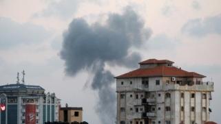 غزة تحت النار.. غارات ورصاص وأربعة شهداء