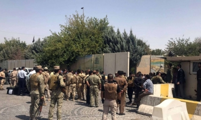 الأمن العراقي يقتل 3 مسلحين اقتحموا مقر محافظة أربيل