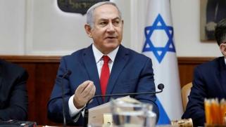 نتنياهو: لن نقبل بتموضع القوات الإيرانية في أي جزء من الأراضي السورية