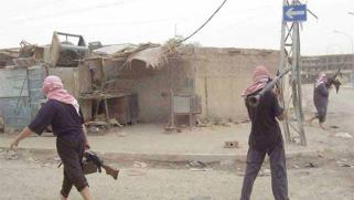 """اشتباكات مسلحة بين أفراد قبيلة ومقاتلي """"الحشد الشعبي"""" شمالي العراق"""