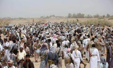 """الحوثيون يعلنون عن """"إيقاف مؤقت"""" للعمليات العسكرية البحرية"""
