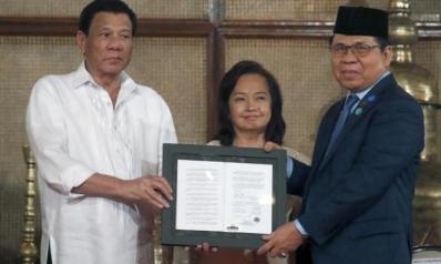 الفلبين: إصدار قانون الحكم الذاتي للمسلمين