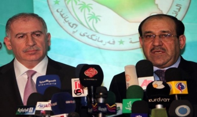 العراق: المالكي والنجيفي يقودان صفقة العودة للحكومة والبرلمان