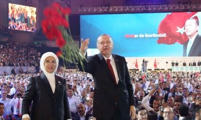 أردوغان: لا فرق بين من يهاجم اقتصادنا، وبين من يهاجم صوت آذاننا