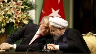 محور إيران – تركيا عينه على مضيق هرمز