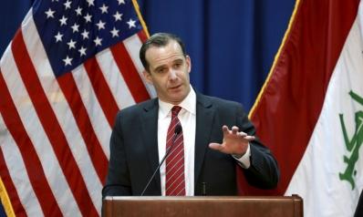 مبعوث ترامب في بغداد لتقوية حظوظ حيدر العبادي في ولاية ثانية