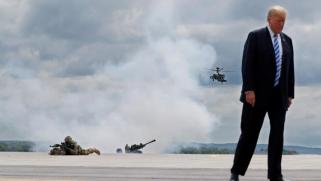 هل يشن ترامب حربا ضد إيران لينجو من التحقيق؟