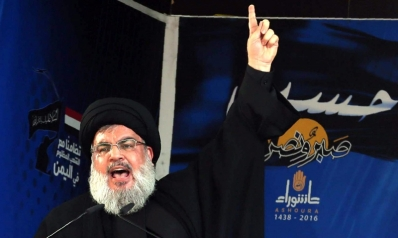 نصر الله يتمسك بسوريا لتحقيق المصلحة الخاصة على حساب لبنان