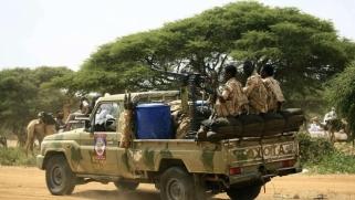متمردو دارفور يتمركزون في ليبيا لتعزيز قوتهم العسكرية