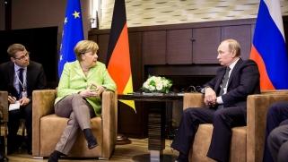 الملف السوري والصراع في أوكرانيا يتصدران أولويات بوتين في ألمانيا