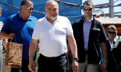 ليبرمان: عباس يحاول جر إسرائيل لحرب على غزة