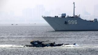 قوارب روبوتية صينية تغزو بحر جنوب الصين