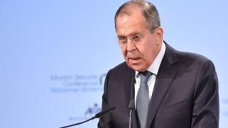 ماذا قال لافروف عن مشاركة طالبان بمباحثات موسكو؟