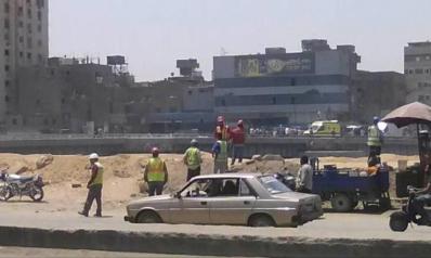 هذه مستجدات محاولة الهجوم على كنيسة بمصر