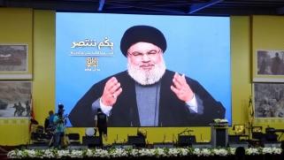 تهديد مبطن من نصرالله للحريري لإجباره على فتح قنوات مع دمشق