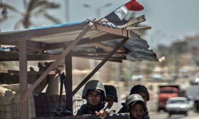 إحباط هجوم إرهابي للدولة الإسلامية على نقطة أمنية في سيناء