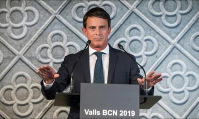 فالس.. من رئيس وزراء فرنسي إلى مرشح بلدي إسباني