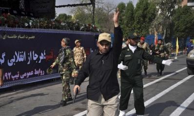 إيران: هجوم يستهدف عرضا عسكريا في الأهواز