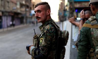 تخوف تركي من دور الأكراد في معركة إدلب