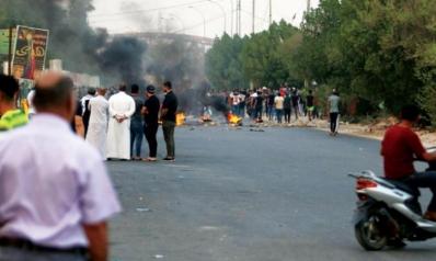 قتلى وجرحى في البصرة وحرق مبنى المحافظة