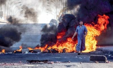 رقعة احتجاجات البصرة تمتد إلى الحقول النفطية