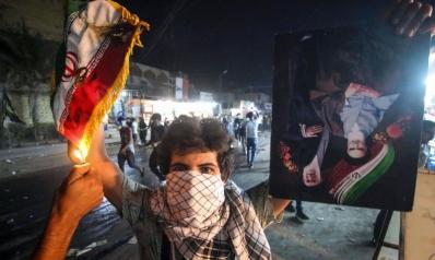 إيران تسعى لتحميل العبادي مسؤولية أحداث البصرة