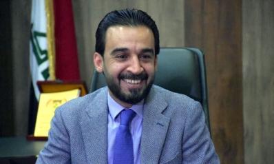 حسم رئاسة البرلمان العراقي لصالح محمد الحلبوسي