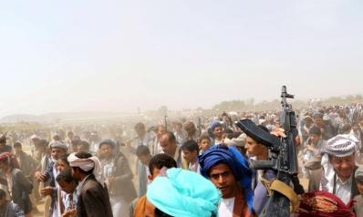 تصميم حوثي على ردم المسار السياسي لحل الأزمة اليمنية