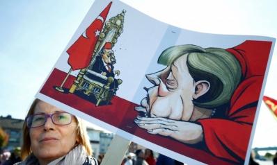أردوغان في ألمانيا: غاز عثماني أم متسلط عصري