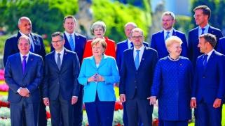 انقسام أوروبي على «الطلاق» البريطاني