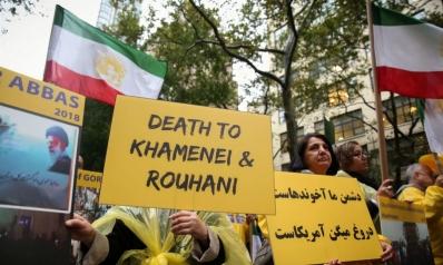 """""""الدكتاتورية"""" في إيران تثير غضب ترامب في الأمم المتحدة"""