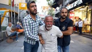 انتفاضة المطار تتحدى أردوغان