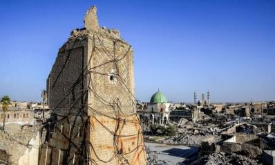 ترميم آثار الموصل طريق اليونسكو لترميم سمعتها