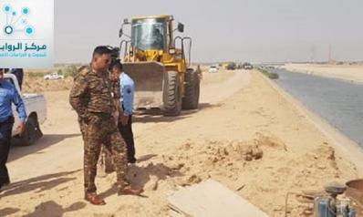 بحيرات الأسماك المتجاوزة في العراق تفاقم أزمة المياه