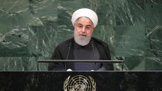 روحاني لواشنطن: سياستكم خاطئة ومآلها الفشل