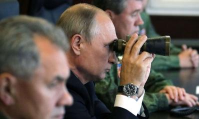 روسيا تستعرض قوتها العسكرية على وقع توتّر مع الغرب