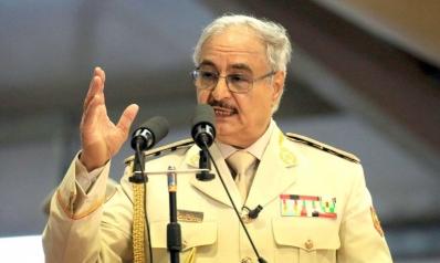 دخول طرابلس خيار عسكري لا مناص منه