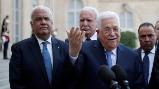 عباس: مستعدون للتفاوض مع إسرائيل سرا وعلانية