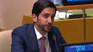 قطر ترد بقوة على هجوم الإمارات والبحرين بالأمم المتحدة