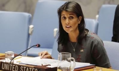 واشنطن: سنواصل خنق إيران واستهداف نفطه