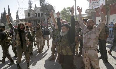 إخماد النيران في إدلب وإضرامها في اللاذقية