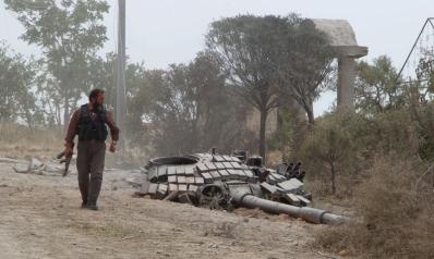 هيئة تحرير الشام تتمسك بالسلاح