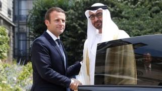 نجاحات الإمارات في أفريقيا ترافق الشيخ محمد بن زايد إلى فرنسا